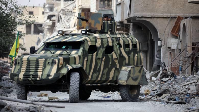 Συρία: Σφίγγει ο κλοιός γύρω από τους τζιχαντιστές στην Ντέιρ Εζόρ