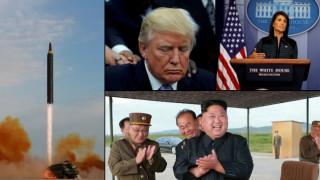 Χέιλι: Εξαντλήσαμε τα διπλωματικά περιθώρια με την Βόρεια Κορέα