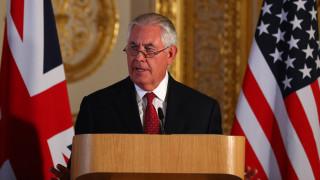 Τίλερσον: Εξετάζουμε το κλείσιμο της πρεσβείας μας στην Κούβα