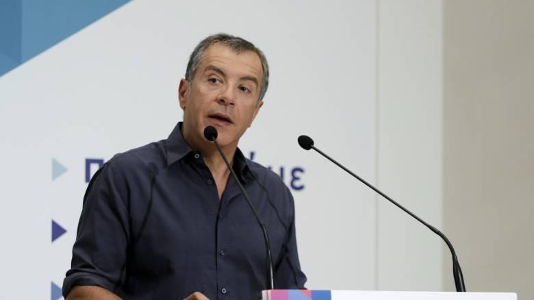 Θεοδωράκης: Τα μνημόνια δεν φεύγουν με φωνές
