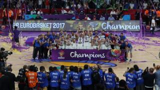 Eurobasket 2017: Στην κορυφή η εκπληκτική Σλοβενία (vids)