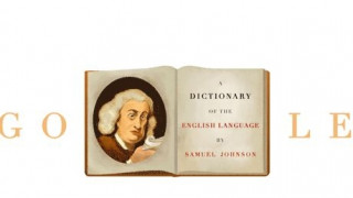 Τον Σάμιουελ Τζόνσον τιμά το σημερινό Google Doodle (vid)