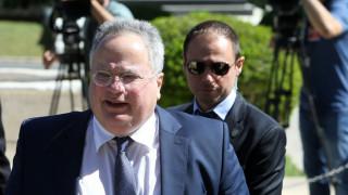 Κυπριακό και Σκοπιανό «μονοπώλησαν» τη συνάντηση Κοτζιά - Γκουτέρες