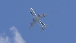 Ο απόλυτος τρόμος: Λίγα μέτρα χωρίζουν δύο αεροπλάνα που πετούν το ένα κάτω από το άλλο στο Χίθροου
