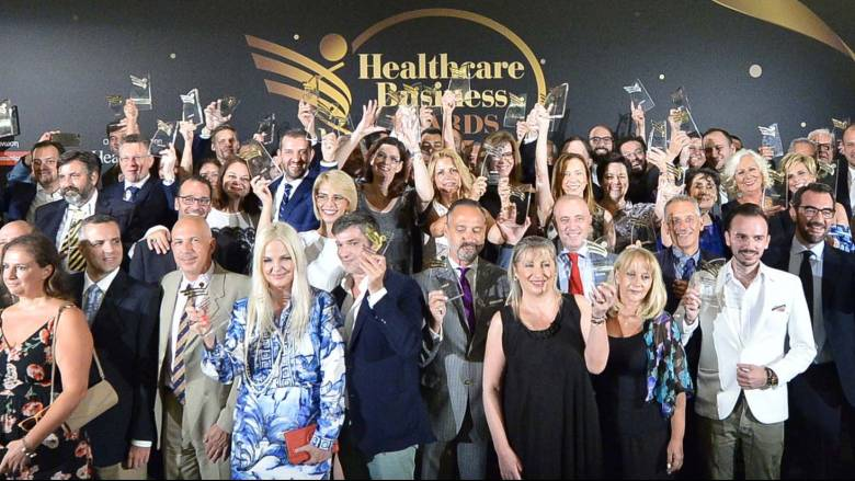 Healthcare Business Awards: Πραγματοποιήθηκε η τελετή απονομής