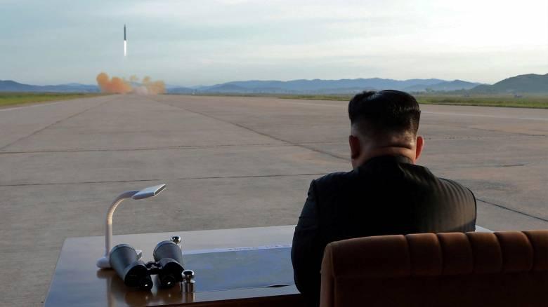 Η Β.Κορέα απειλεί: Όσο περισσότερες οι κυρώσεις τόσο γρηγορότερα θα αναπτύξουμε τα πυρηνικά μας