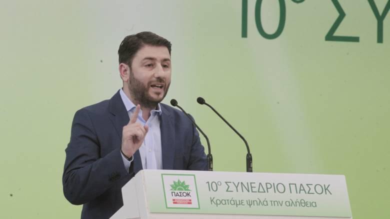 Είναι ώρα να ανανεωθεί η παράταξη λέει ο Νίκος Ανδρουλάκης