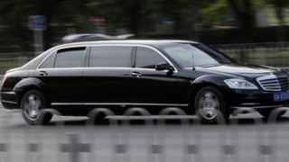 Σε πρώην πρωθυπουργό έχει διατεθεί η λιμουζίνα με τα ελαστικά των 15.000 ευρώ