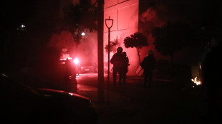 Θεσσαλονίκη: Ένταση στην πορεία για την μνήμη του Παύλου Φύσσα (vids)