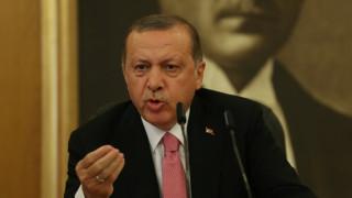 «Μπλόκο» των ΗΠΑ στις πωλήσεις όπλων στους σωματοφύλακες του Ερντογαν
