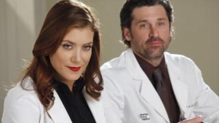Μετά τη Μαρία Μενούνος η Κέιτ Γουόλς του Grey's Anatomy νίκησε όγκο στον εγκέφαλο