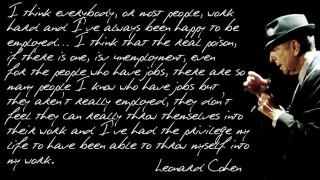 Λέοναρντ Κοέν: Κοστέλο, Λάνα Ντελ Ρέι & Φίλιπ Γκλας σε επετειακή βραδιά για τον μεγάλο τροβαδούρο