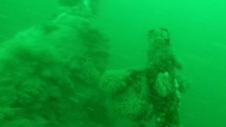 Βρέθηκε άθικτο ναυάγιο γερμανικού υποβρυχίου του Α' Παγκοσμίου Πολέμου