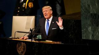 Τραμπ στο ΣΑ του ΟΗΕ: Θα καταστρέψουμε τη Β. Κορέα εάν δεν κάνει πίσω