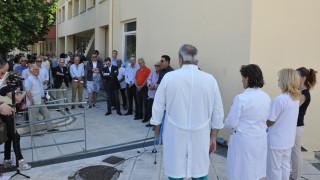 Διδυμότειχο: Κατάληψη εργαζομένων στο γραφείο του αν. διοικητή του νοσοκομείου