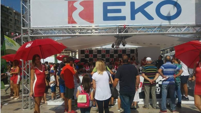 """Η ΕΚΟ χορηγός στο """"9ο Patras International Circuit for Kart"""" (P.I.C.K)"""