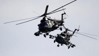 Ρωσία: Στρατιωτικό ελικόπτερο εκτόξευσε κατά λάθος... πύραυλο (pics&vids)
