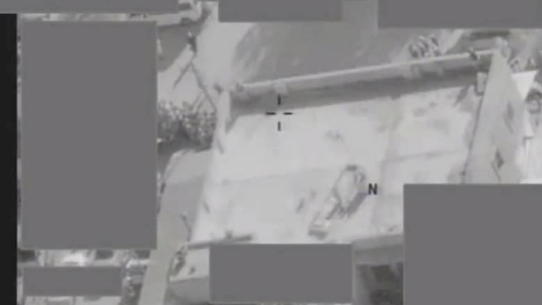 Βίντεο-ντοκουμέντο: Drone χτυπά ελεύθερο σκοπευτή και ματαιώνει δημόσια εκτέλεση από τον ISIS