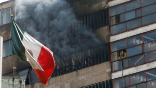 Μεξικό: Θάνατος και ισοπέδωση από τα 7,1 Ρίχτερ