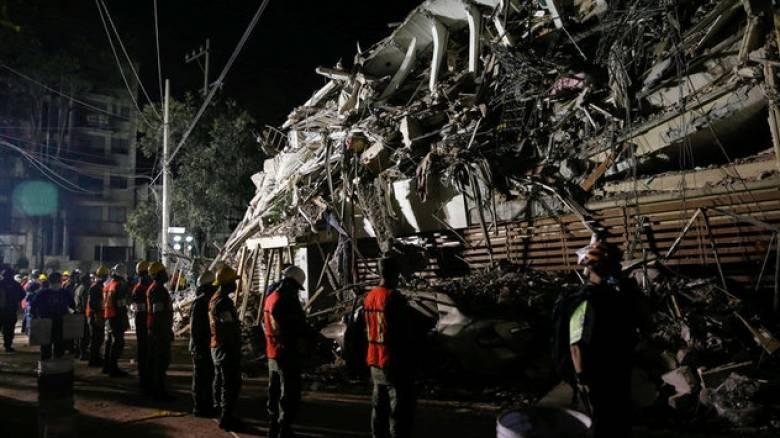 Όλοι οι φονικοί σεισμοί που έχουν πλήξει το Μεξικό από το 1985 μέχρι σήμερα