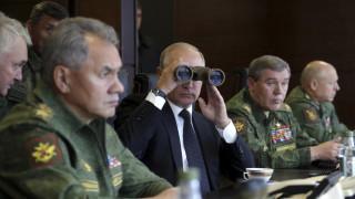 Στρατιωτική άσκηση Zapad: Ο Πούτιν παρακολουθεί, η Δύση ανησυχεί