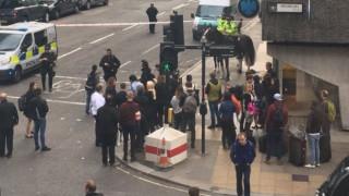 Συναγερμός στο Σίτι του Λονδίνου