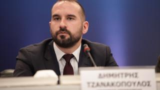 Τζανακόπουλος: «Επικοινωνιακό κρεσέντο» Μητσοτάκη για τη ρύπανση στο Σαρωνικό
