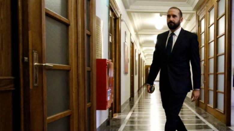 Τη λειτουργία του government.gov.gr, ανακοίνωσε ο Τζανακόπουλος