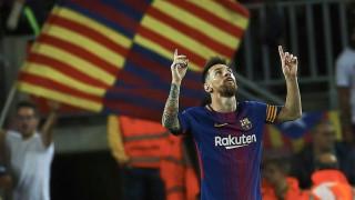 La Liga: Και άλλο ρεκόρ ο Μέσι στο 6-1 της Μπαρτσελόνα επί της Εϊμπαρ (vids)