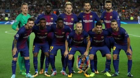 Υπέρ του δημοψηφίσματος στην Καταλονία η FC Barcelona