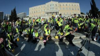 Απεργία και κάθοδο στην Αθήνα αποφάσισαν οι εργαζόμενοι των μεταλλείων Κασσάνδρας