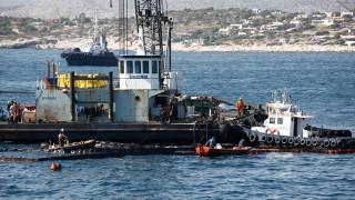 Θα ξεκινήσει εκ νέου την Πέμπτη η απάντληση των καυσίμων από το βυθισμένο δεξαμενόπλοιο Αγία Ζώνη ΙΙ