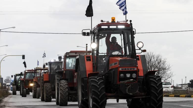 Με τρακτέρ θα υποδεχθούν οι αγρότες τον πρωθυπουργό στο Ηράκλειο Κρήτης (audio)