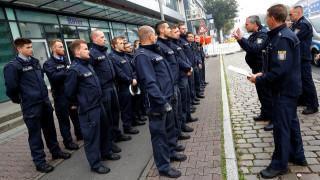 Πάνω από 1.000 αστυνομικοί στους δρόμους του Βερολίνου για τις εκλογές και το μαραθώνιο