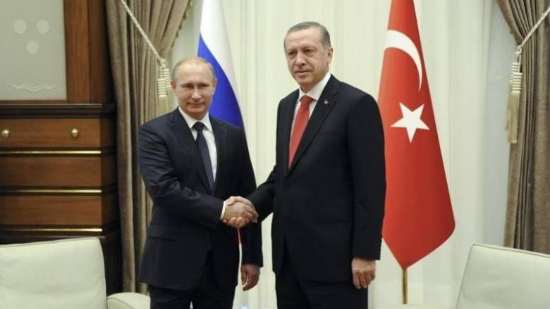 Συνάντηση Πούτιν - Ερντογάν με θέμα τη Συρία