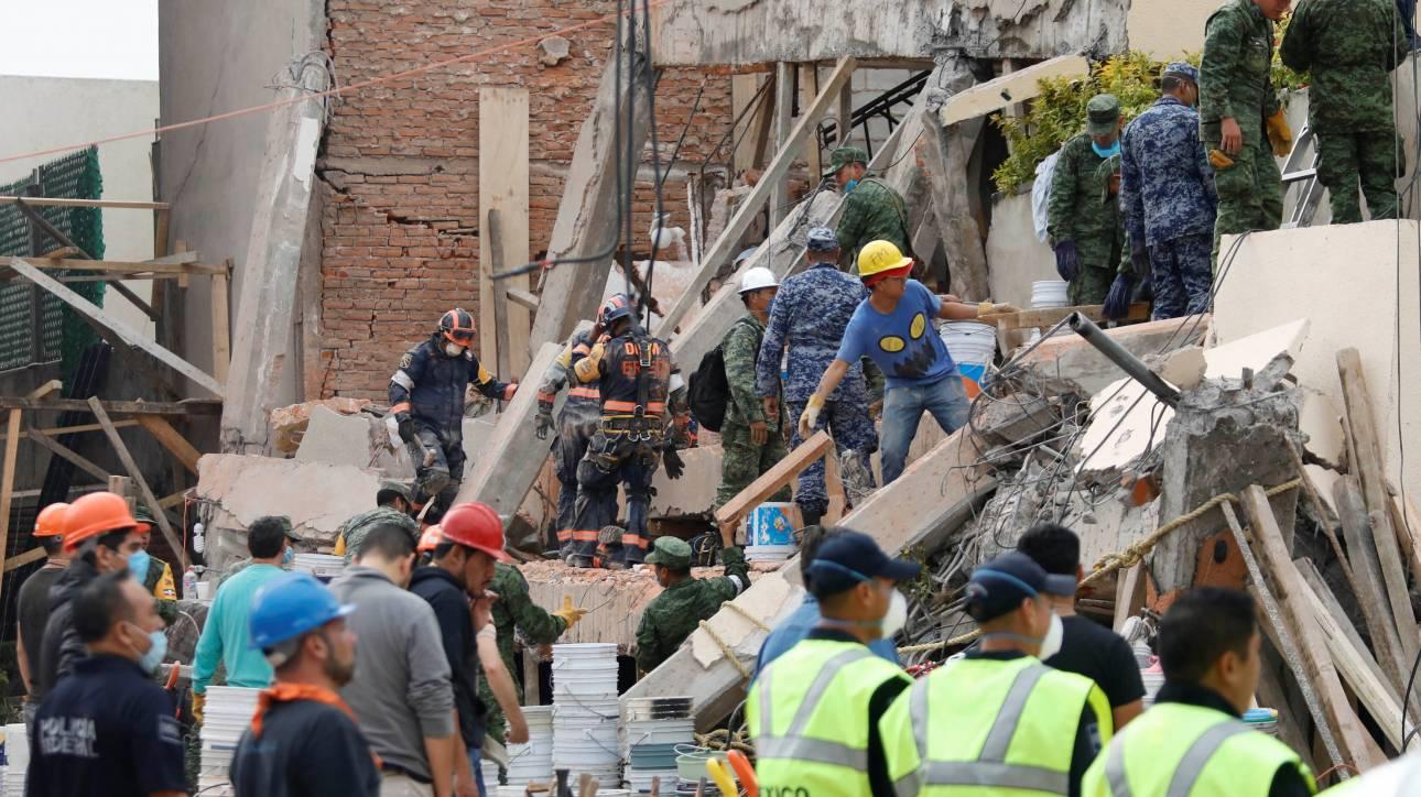 Μεξικό: Τα σπαρακτικά λόγια ανθρώπων που γλίτωσαν από τον φονικό σεισμό (pics&vids)