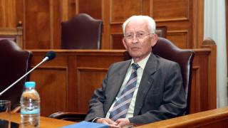 Απεβίωσε ο πρώην υπουργός και βουλευτής της ΝΔ, Κωνσταντίνος Σημαιοφορίδης