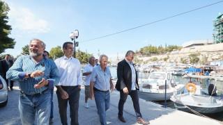 Μητσοτάκης σε αλιείς: Λυπάμαι που το λέω αλλά ο πρωθυπουργός είναι παντελώς απών