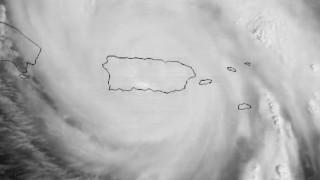 Δέος προκαλεί η εικόνα του τυφώνα Μαρία από το Διάστημα