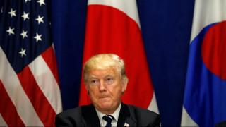 Επεκτείνει τις κυρώσεις ο Τραμπ κατά της Βόρειας Κορέας