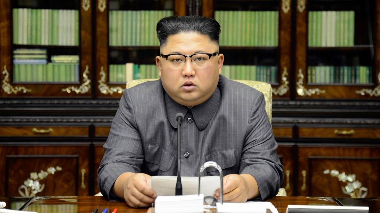Ο Κιμ απειλεί τον Τραμπ με βόμβα υδρογόνου: Αντί να με τρομάξει με έπεισε