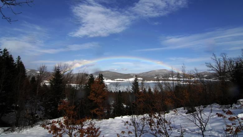 Χιόνισε στο Καϊμακτσαλάν και στον Όλυμπο (pic&vid)
