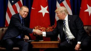 Τραμπ για Ερντογάν: Είμαστε πιο κοντά από ποτέ