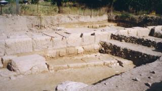 Ανακαλύφθηκε ο ιερός ναός της Αρτέμιδος στην Αμάρυνθο Ευβοίας