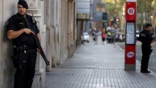 Ισπανία: Η αστυνομία συνέλαβε έναν άνδρα σε σχέση με τις επιθέσεις στη Βαρκελώνη