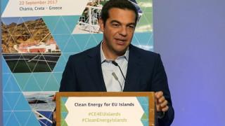Τσίπρας: Η Ελλάδα έχει ήδη αναλάβει ενεργό ρόλο στην προστασία του περιβάλλοντος