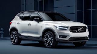 Mε τo ολοκαίνουργιο XC40 η Volvo δηλώνει δυναμικό παρόν στη βάση των premium SUV