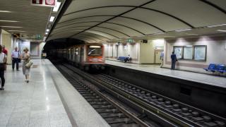 Συναγερμός στο Πανεπιστήμιο: Άντρας έπεσε στις γραμμές του μετρό