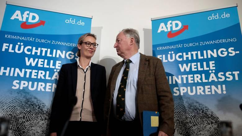 Γερμανικές εκλογές 2017: Το AfD φιλοδοξεί να μπει στο κοινοβούλιο