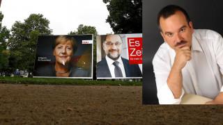 Θ. Γρηγοριάδης: Την Ελλάδα τη συμφέρει η συνέχιση του Μεγάλου Συνασπισμού στη Γερμανία